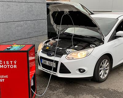 dekarbonizace motoru do 3200cm