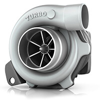 turbo motoru